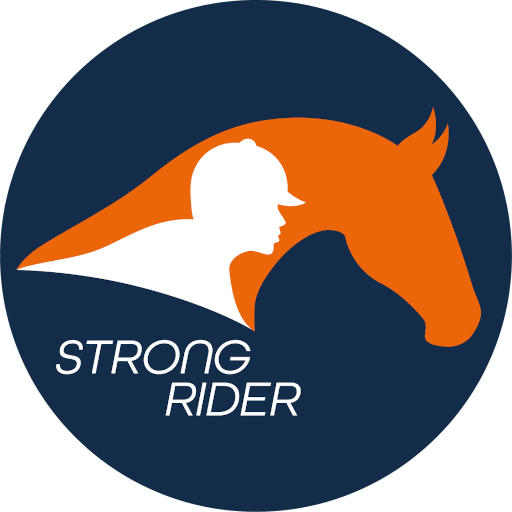 Strongrider Logo Patch
